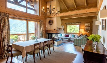 Chalet Le Grand Cerf In Servoz