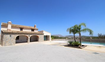 Magnificent Finca for sale in Benissa