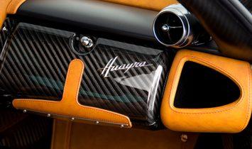2015 Pagani Huayra