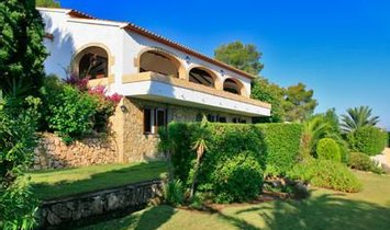 Villa in Xàbia, Valencia, Spain