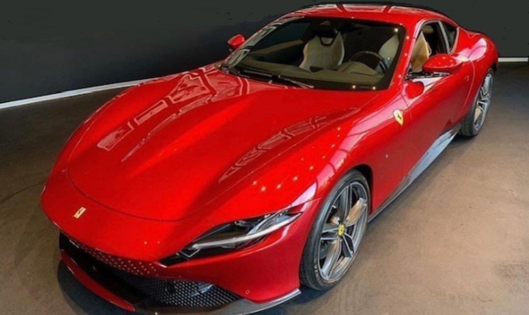 2021 Ferrari Roma In Andorra La Vella Andorra La Vella Andorra For Sale 10843841
