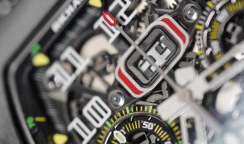 Richard Mille RM 11-03 Titanium Automatic Flyback Chronograph