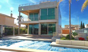 Villa en Dehesa de Campoamor, Comunidad Valenciana, España 1