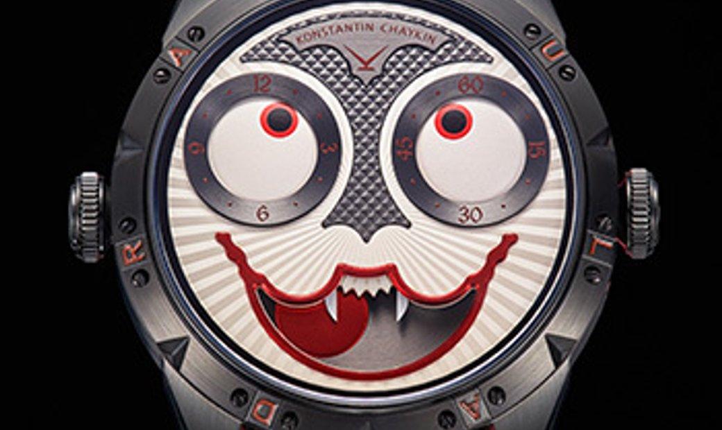 Konstantin Chaykin [NEW][LIMITED 13 PIECE] Joker Dracula Watch