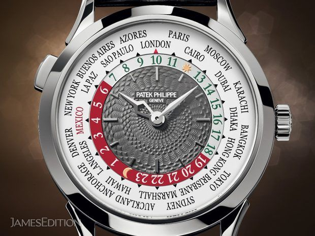 Patek Philippe [NEW][LIMITED 40 PIECE] 5230G World Time M... (10847428)