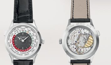 Patek Philippe [NEW][LIMITED 40 PIECE] 5230G World Time Mexico Edition