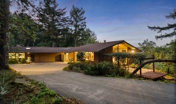 House in Woodside, California, United States of America