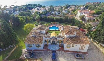 Villa in Benalmadena, Andalusia, Spain