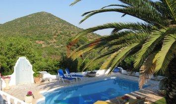 4 bedroom sea view villa with pool - Vale Judeu - Loulé