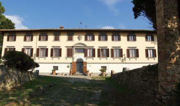Villa à Castellina in Chianti, Toscane, Italie 1