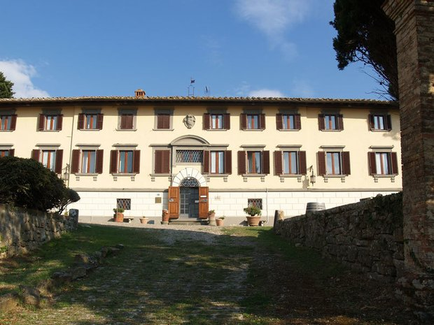 Villa in Castellina in Chianti, Tuscany, Italy 1