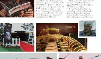 iconic Sportscars Sculpture Aston Martin DB5