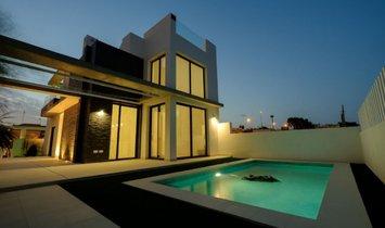 Villa in Torre La Mata, Land Valencia, Spanien 1
