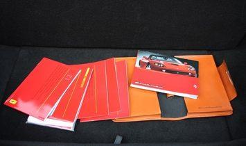 2000 Ferrari 550 Barchetta fwd