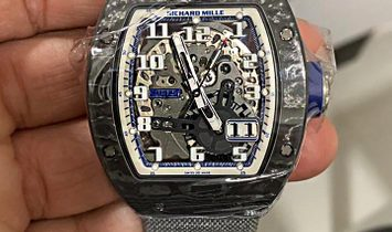 Richard Mille [NEW][LIMITED 50 PIECE] RM 029 Japan Blue NTPT Watch
