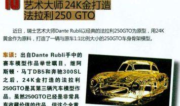 Iconic Sportscars Sculpture  Lamborghini Miura