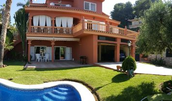 Villa en Málaga, Andalucía, España 1
