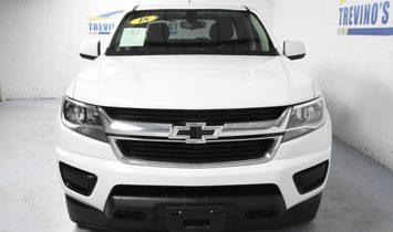 2018 Chevrolet Colorado Crew Cab LT Pickup 4D 5 ft