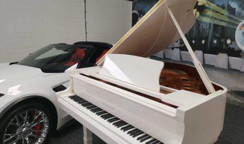 Self-Playing Piano & Corvette Combo