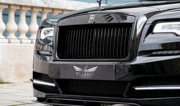 2020 Rolls-Royce Wraith rwd