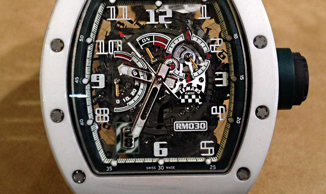 Richard Mille [2014 USED][LIMITED 100 PIECE] RM 030 Lemans