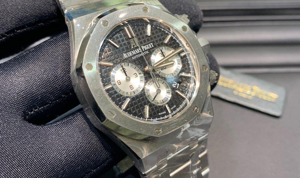 Audemars Piguet Royal Oak Chronograph 26331ST.OO.1220ST.02 Stainless Steel