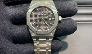 Audemars Piguet Royal Oak Quartz 67650ST.OO.1261ST.01 Stainless Steel