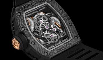 Richard Mille [NEW] RM 57-03 Tourbillon Sapphire Dragon