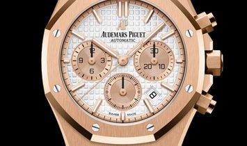 Audemars Piguet [NEW] Royal Oak Chronograph 38mm Ladies 26315OR