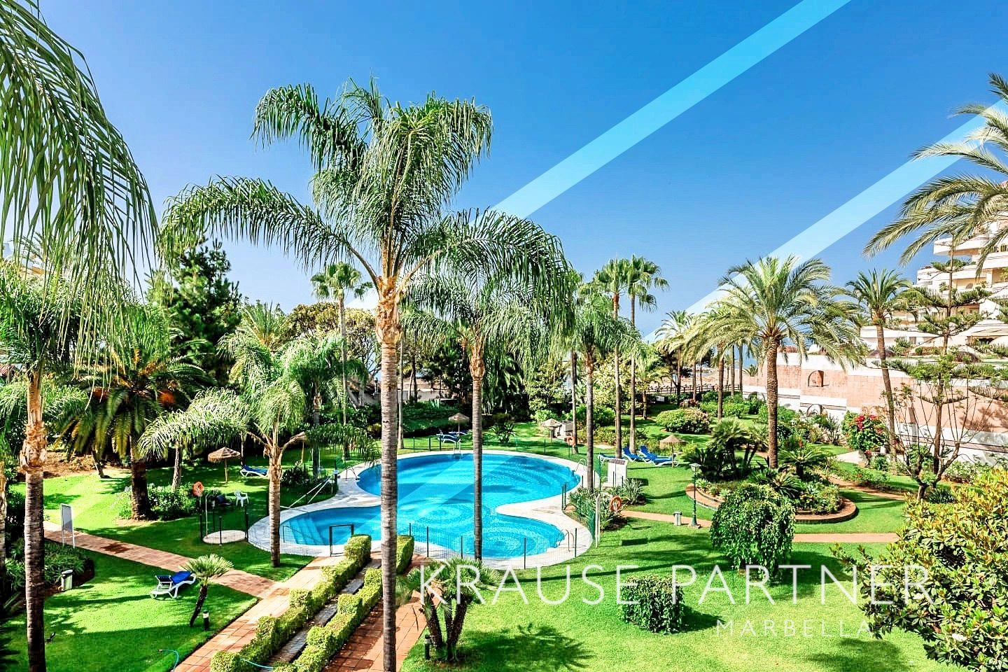 Apartment in Marbella, Andalusia, Spain 1 - 10853116