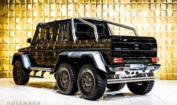 MERCEDES-BENZ G 63 6X6 AMG BRABUS 700