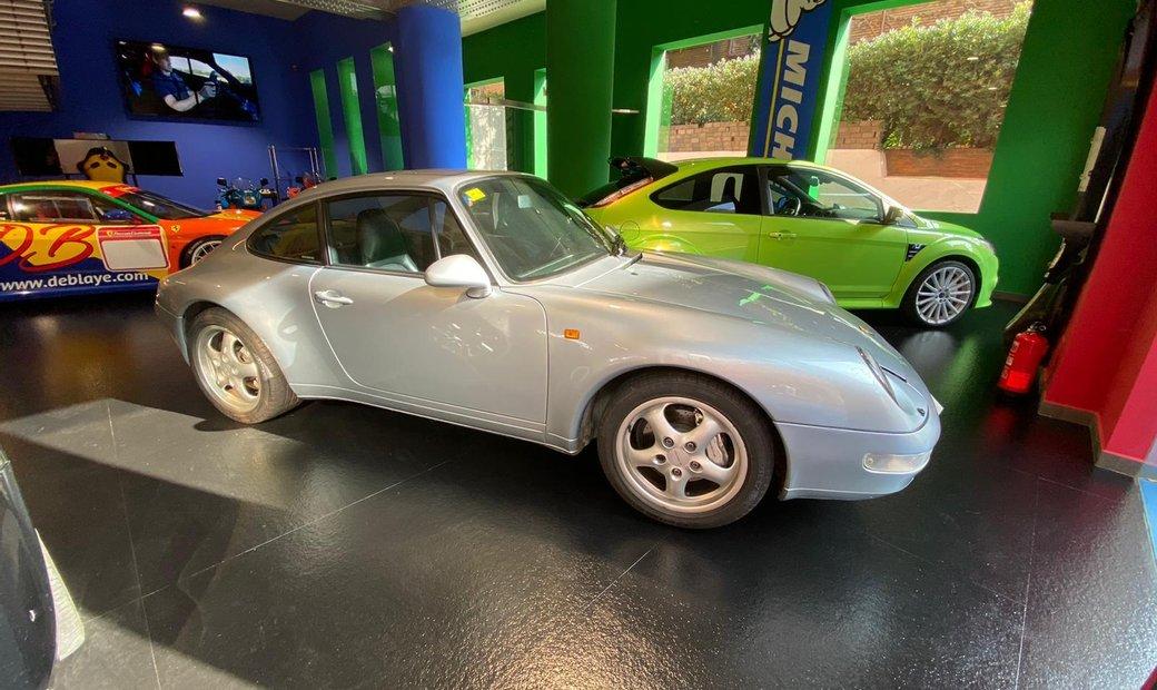 1994 Porsche 993