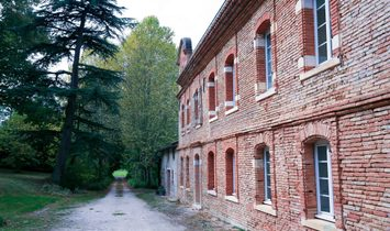 For Sale, Near Toulouse, Charming House 1800, With Swimming Pool