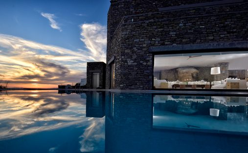 House in Agios Stefanos, Greece