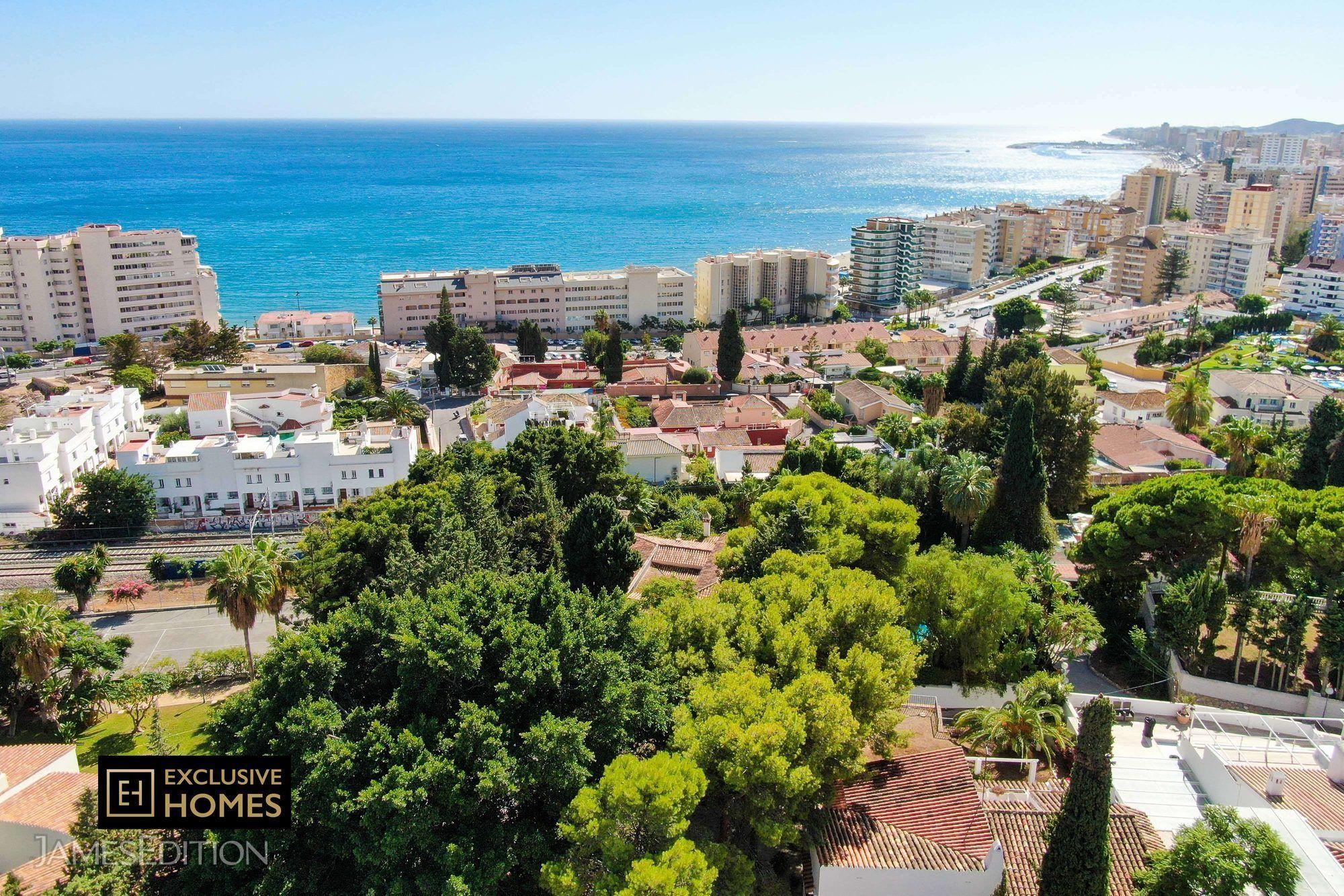 Villa in Fuengirola, Andalusia, Spain 1 - 10857168