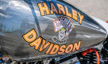 "HARLEY DAVIDSON ""MARLBORO MAN MOVIE BIKE"" REPLICA"
