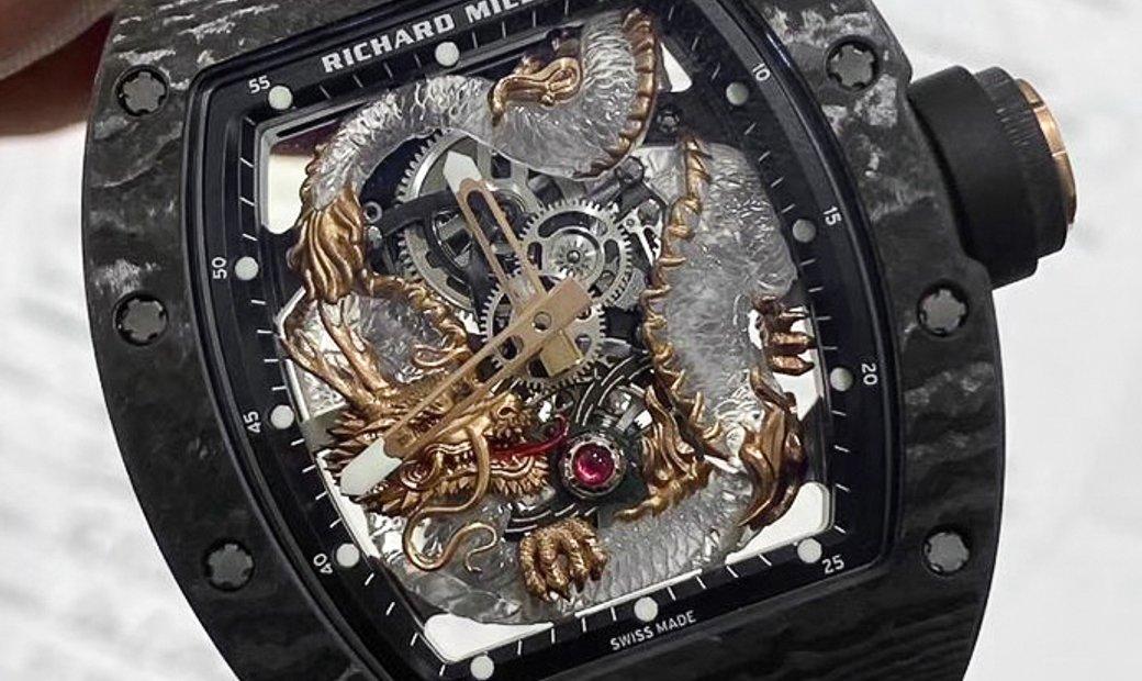 Richard Mille RM 57-03 DRAGON