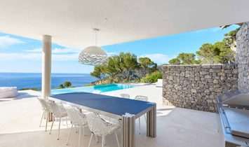 Four Bedrooms Villa With Stunning Seaview In San Miquel