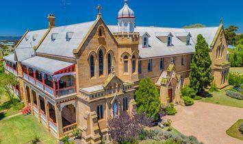 Замок в Уорик, Квинсленд, Австралия 1