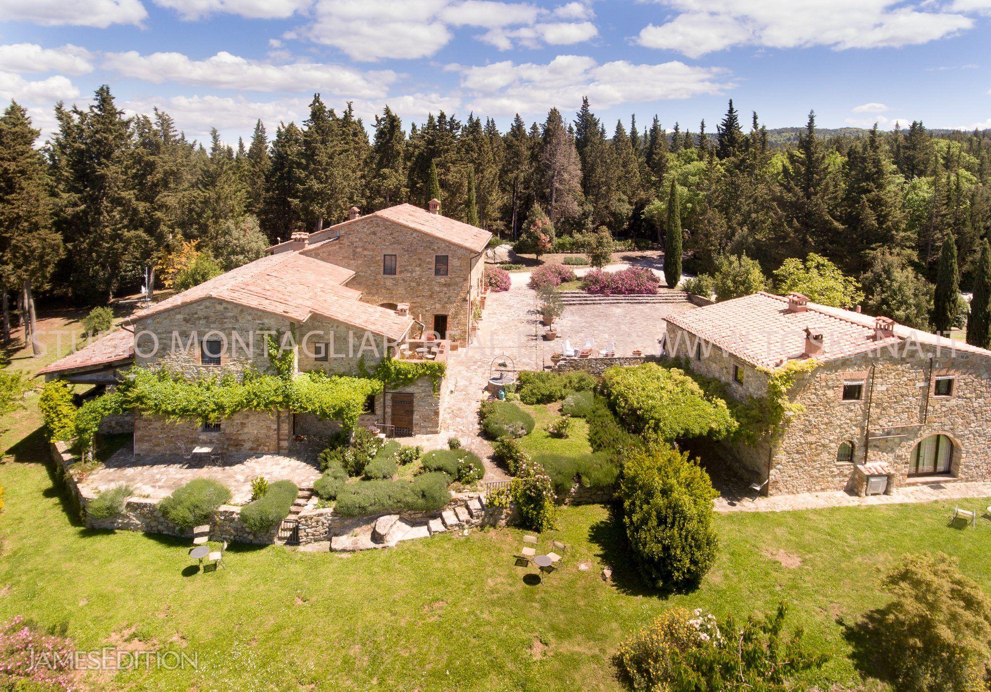 Villa in Barberino Val d'Elsa, Tuscany, Italy 1