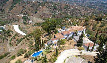 Загородный дом в Торрокс, Андалусия, Испания 1