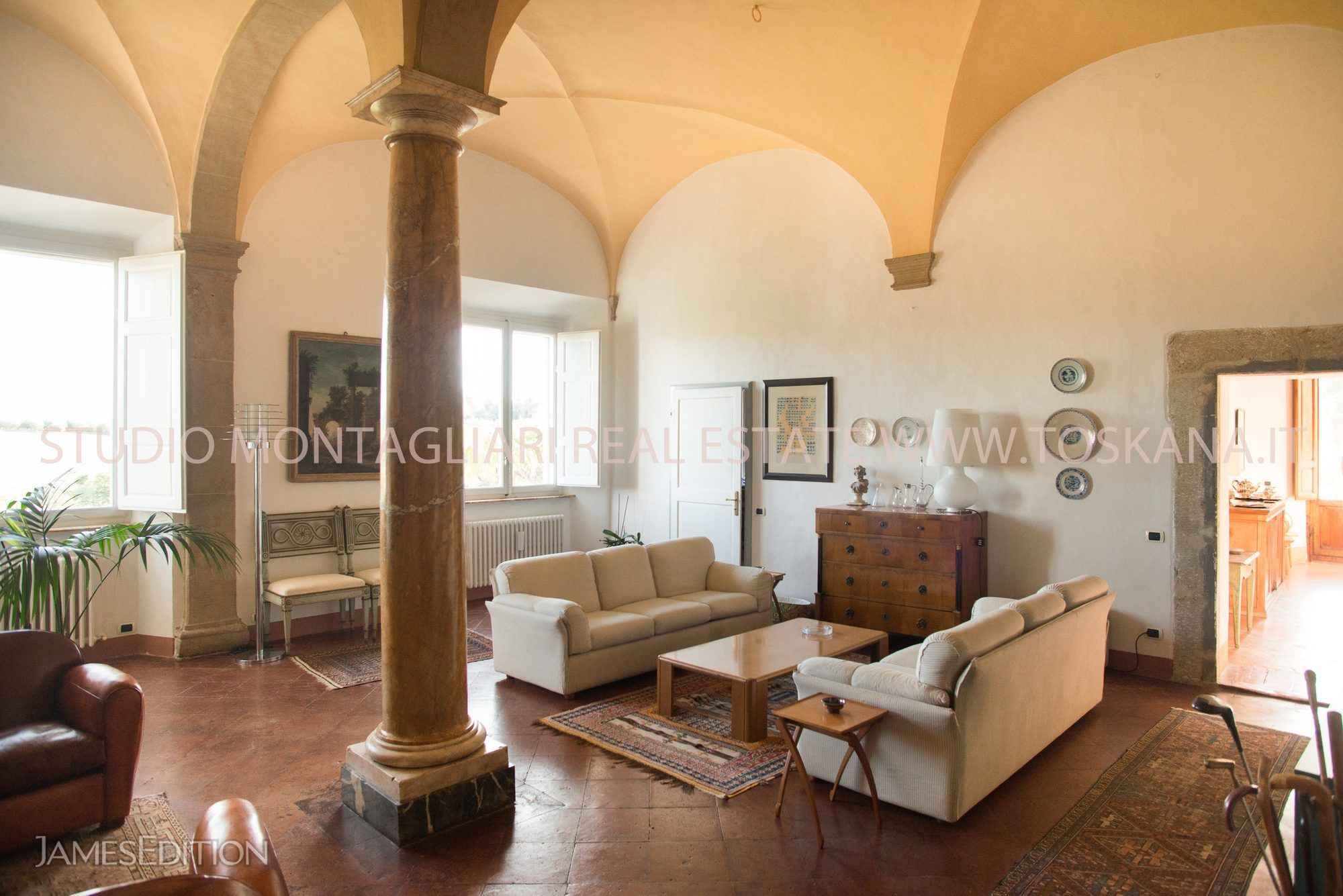 Apartment in Colle di Val d'Elsa, Tuscany, Italy 1 - 10869032