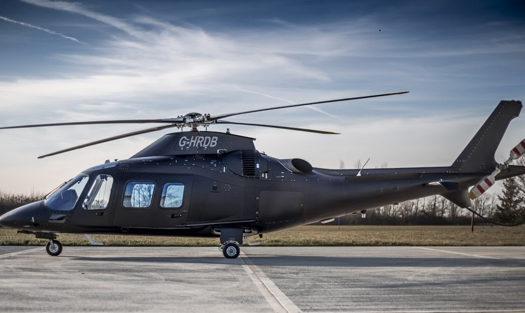 A109S Grand - NOW SOLD!!