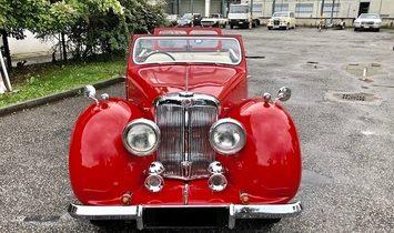1949 Triumph 2000 Roadster