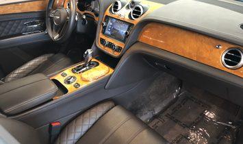 2017 Bentley Bentayga awd