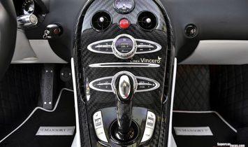 "2008 Bugatti Veyron MANSORY ""Linea Vincero d'Oro""..... One of a Kind!"