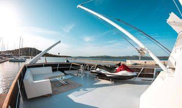 Torpoint Steel Boats Motor Yacht