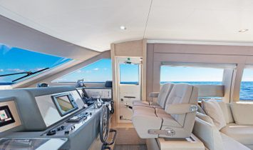 Ferretti Yachts 690