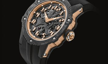 Richard Mille [NEW][LIMITED 140 PIECE] RM 33-02 Sporty Lifestyle Automatic Watch