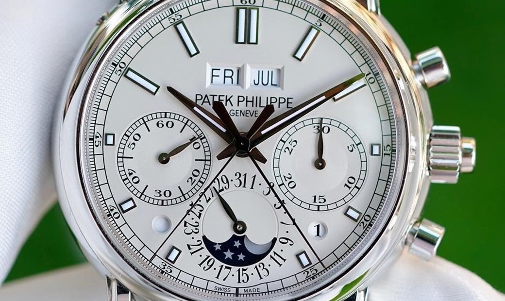 Patak Philippe [NEW] 5204P Split-Seconds Chronograph Perpetual Calendar